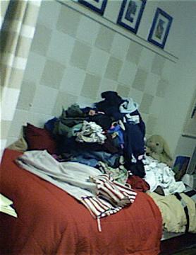 Laundry Day.